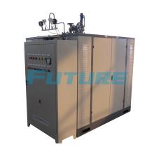 Generador de vapor de calentamiento eléctrico horizontal de alta eficiencia de la serie WDR