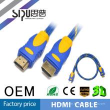 SIPU HDMI Kabel vergoldet 24K hohe Geschwindigkeit volle 3D 1440p, 1M 2M 3M 5M 10M 20M 30M 40M 50M