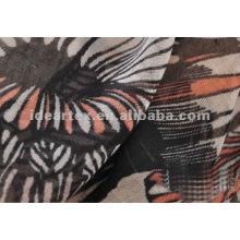 diseño D 75 modificado para requisitos particulares impresa gasa tejido para bufanda