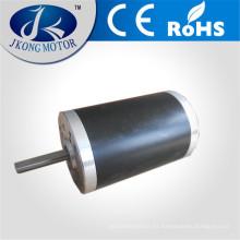 Motor de corriente continua 63ZYT01B de cepillo magnético permanente