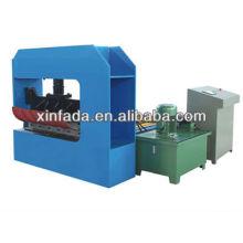 Roll formando máquina / máquina de prensagem e dobra