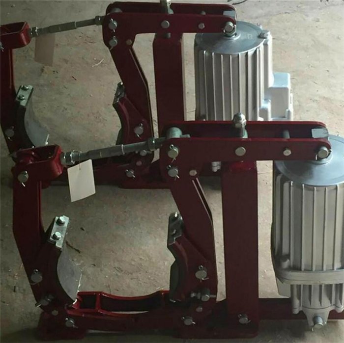 DC Electromagentic Thruster Brake for Crane