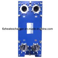 Intercambiador de calor de placas para la industria química (igual a M15B / M15M)