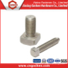 Stainless Steel 304 316 T Square Head Bolt
