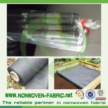 PP Spunbond não tecido para tecido de controle de ervas daninhas de agricultura