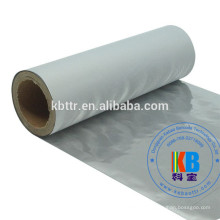 Transfert thermique thechnical de rubans blancs de ruban de zèbre / argox de machine d'impression de ruban populaire