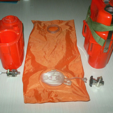 ZYX Compressed Oxygen Self-help Device Extraction de charbon