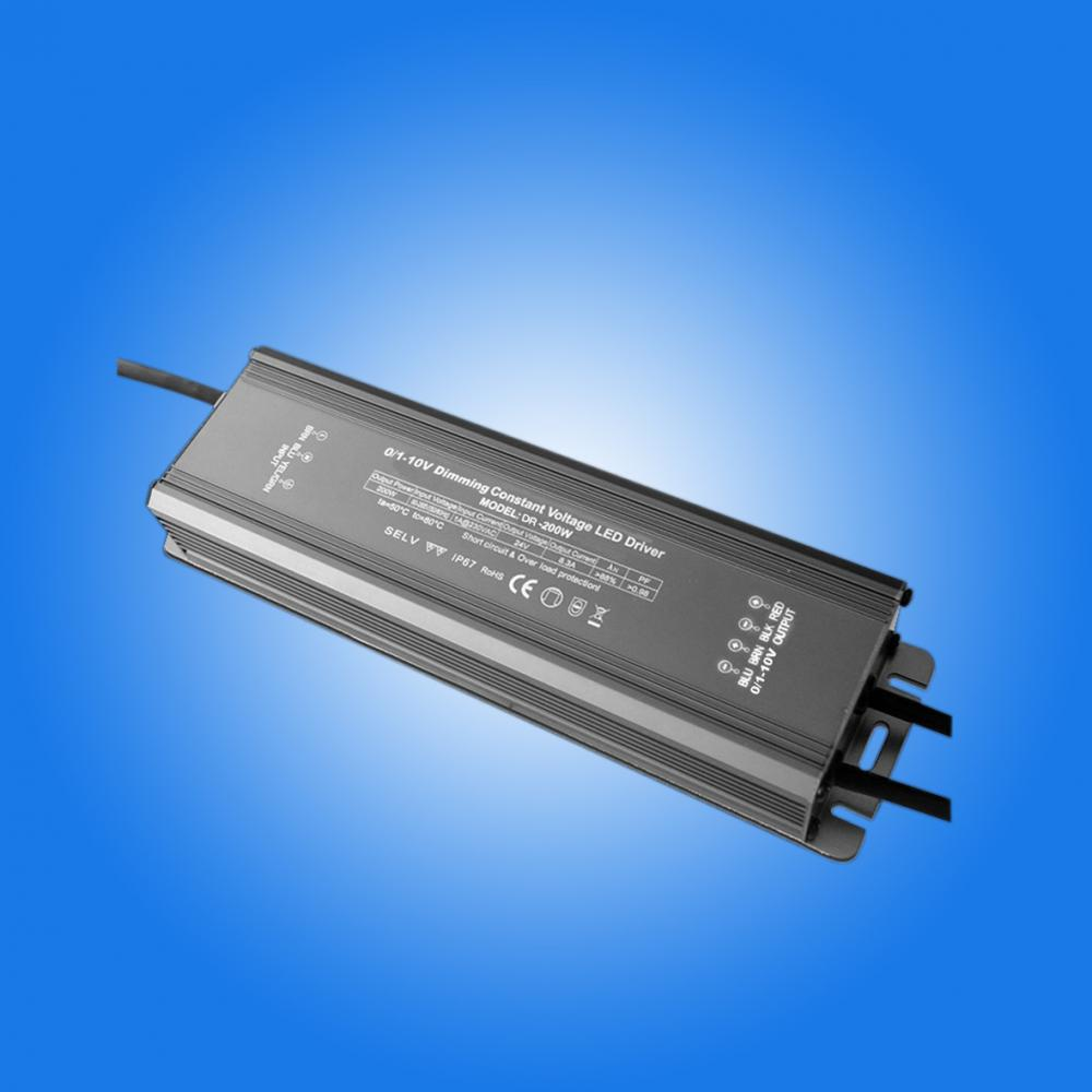 DALI dimmable Led Driver 200W