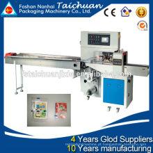 Máquina de embalagem automática de cartões de papel TCZB-250X