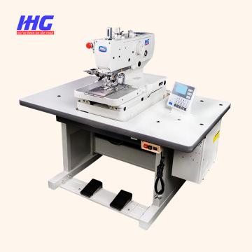 Máquina de costura de botão de jeans Máquina de casa de botão industrial