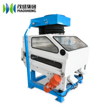 High Efficiency Wheat Cleaning Grain Sesame Seed Destoner Machine