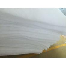 100% Polyester Fake Snow Carpet pour Christmans Decro