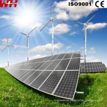 Paneles solares de alto voltaje