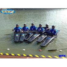 3.0mtr Projetado para competição Polo Single Sit in Kayak