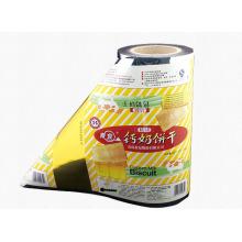 Milk Biscuit Film/Food Roll Film/Biscuit Packaging Films