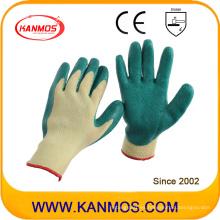 10gauges Kevlar Nitrile Jersey recubierto guantes de trabajo de seguridad industrial (53101KV)