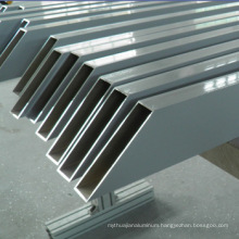 Aluminum Alloy Building Material Machined