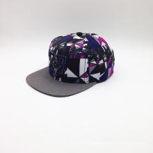 Hot Sale Snapback Sublimation and Embroidery Hat Hip-Hop Cap (ACEK0074)