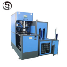 Machine de moulage par soufflage PET semi automatique avec bouteille d'eau de 5 gallons