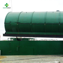 Plastic Pyrolysis Equipment Catalyst Machine