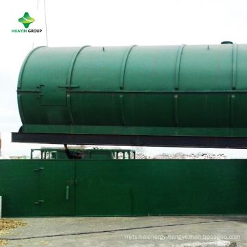 Plastic Pyrolysis Equipment Catalyst Machine