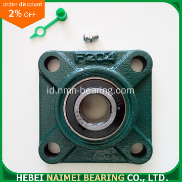 Mounted Pillow Block Bearing Series UCF205