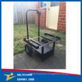 Welding Heavy Metla Fabrication Service Metal Cart Made in China