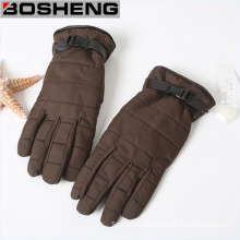 Wholesale Fashion Warm Cotton Fabric Gloves with Winter