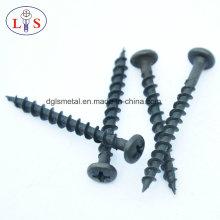 Hölzerne Schraube/Flachkopf selbstschneidende Schraube mit guter Qualität