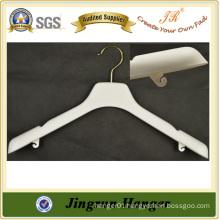 Popular Plastic Suit Hanger Cheap Woman Clothes Hanger Maker