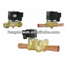 Válvula solenoide electroválvula de la serie SSV válvula solenoide hidráulica