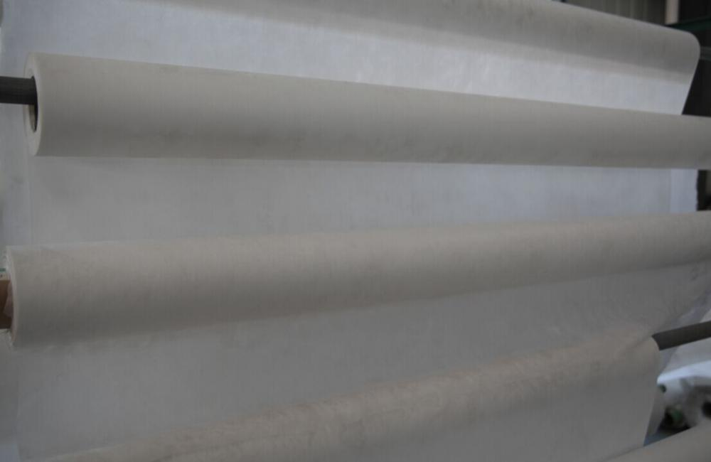 100g PP / Polyester Spunbond Nonwoven ύφασμα