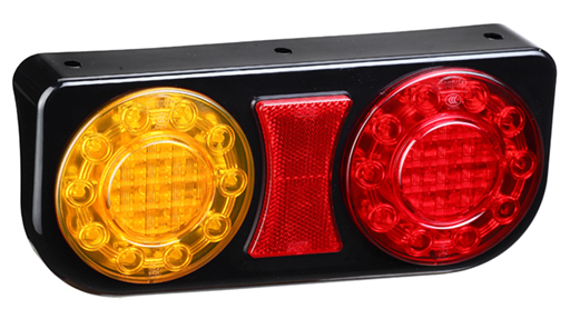 LED Semi Truck Tail Lamps