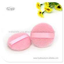 Розовый макияж порошок слойка для ухода за кожей