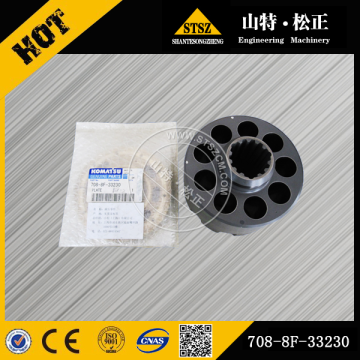 لوحة PC200-8 TRAVEL MOTOR VALVE 708-8F-33230