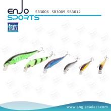 Angler Select Stick Bait Fishing Gear Fishing Lure with Vmc Treble Hooks (SB3006)