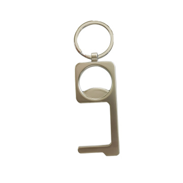 No-Touch Door Handle Keyring Touch Free Door Opener