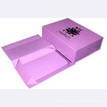 2016 Großhandel Logo Gedruckt Recyclebar Karton Faltschachtel Kosmetik im Kosmetischen Box, Parfüm Box