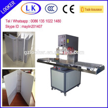 High frequency Plastic Machine for pvc DISPLAY BOOK