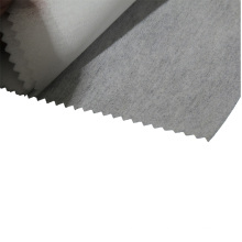 Weiche Vliesstoff-Einlage mit Streubeschichtung