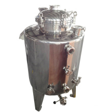 Stainless Steel Reflux Pot Still