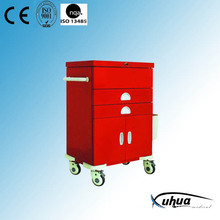 Moveable Krankenhaus Medical Notfall-Cart (N-6)