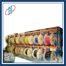 Electric Wire Reel Rack