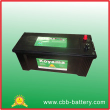 Hot Sale Maintenance Grátis Automotive Heavy Duty Vehicle Battery 140ah 12V