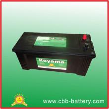 Hot Sale Maintenance Free Automotive Heavy Duty Vehicle Battery 140ah 12V
