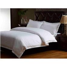 100% хлопок или T / C 50/50 / Отель вышивки / домашний комплект постельного белья (WS-2016006)