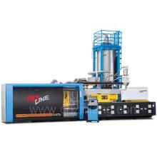 Linha de equipamentos de produção de pré-fabricação de plástico de alta velocidade