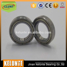 Used in machine high quality deep groove ball bearing 61917-2RSI