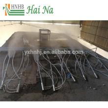 Depurador de tratamiento de gases de combustión para limpieza de polvo