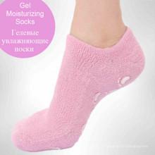 Tratamento pés mãos cuidados beleza pele hidratante Gel meias